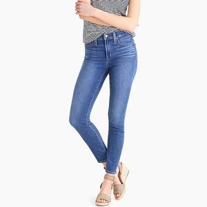 🆕J Crew Factory | Daisy Wash High Rise Skinny 25